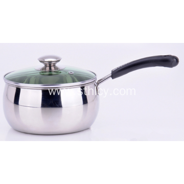 Premium Stainless Steel Milk Pot