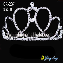 Wholesale Cheap Glitz Pageant Tiaras