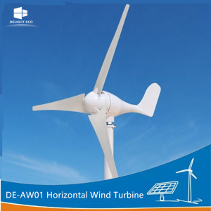 DELIGHT Horizontal Axis Wind Generator Turbine