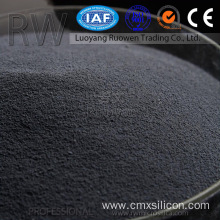 High purity grey densified decorative concrete used admixture silica fume for sale