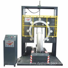 cable wire paper film packaging wrapping machine