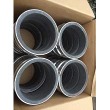 Holiday sales for China Concrete Pump Pipe Collar, Concrete Pump Twin Wall Flange Supplier concrete pump parts wear twin wall flange export to South Korea Importers