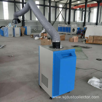 dust control systems smoke purifier fume-extractor machine