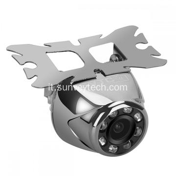 Telecamera per auto IR Night Vision HD con custodia in metallo antiurto e impermeabile