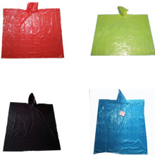 OEM for Transparent PE Raincoat Promotional Cheap Summer PE Waterproof  Rain poncho export to Tonga Exporter