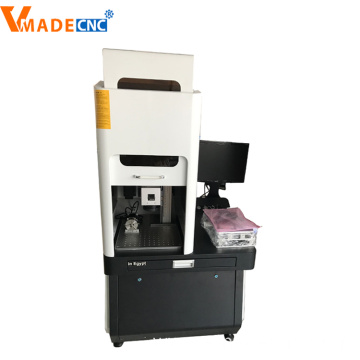 laser cutting machine with protective cover
