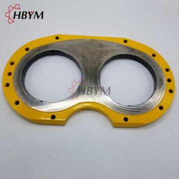 OEM China High quality for Zoomlion Spare Parts,Trailer Pump,Boom Pump Shaft Manufacturer in China Zoomlion Concrete Pump Spare Parts Wear Spectacle Plate export to Morocco Manufacturer