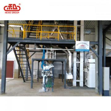 Dry Mortar Small Pre-mixing Feed Production Line