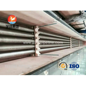 Inconel 690 ASME SB163 Alloy Seamless Pipe