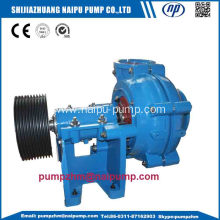 6/4D AH mining slurry pump