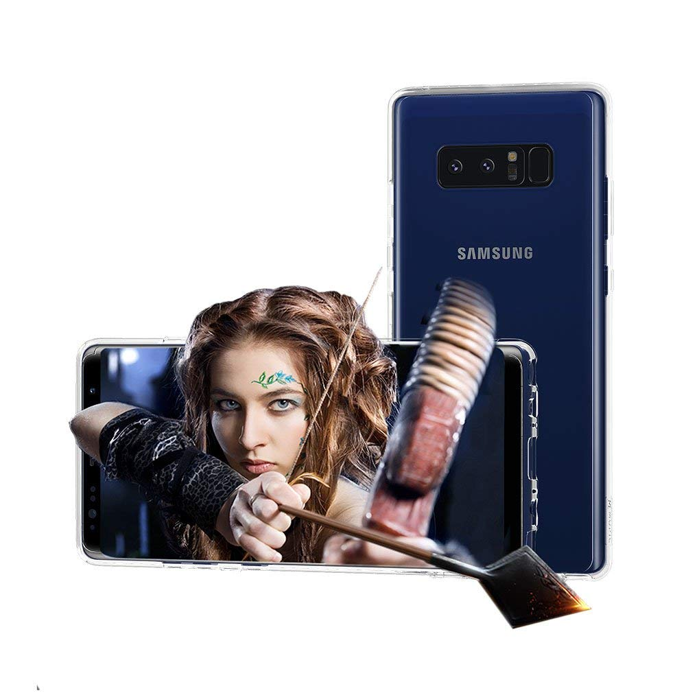 Snap3d Protective Case For Samsung Galaxy Note 8