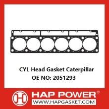 Chinese Professional for Offer Caterpillar Head Gasket, Caterpillar Head Gasket, Engine Sealing Parts From China Manufacturer CYL Head Gasket Caterpillar 2051293 export to Yugoslavia Importers