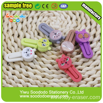 Bookmark Shaped Erasers For Kids