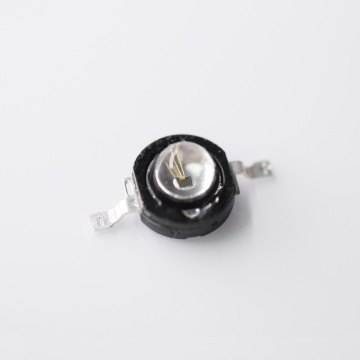 High Power 940nm Infrared LED 3W Black Case