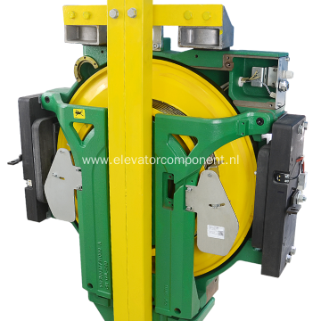 KONE Elevator NMX11 Gearless Traction Machine
