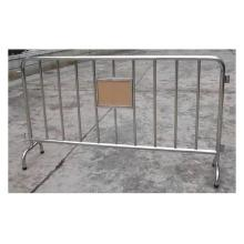 Traffic Road Safety Barrier Steel Barricades Bridge Base