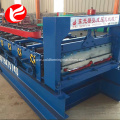 Metal joint hidden roofing sheet rolling forming machine
