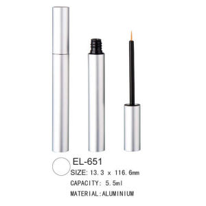 Round Eyeliner Bottle EL-651
