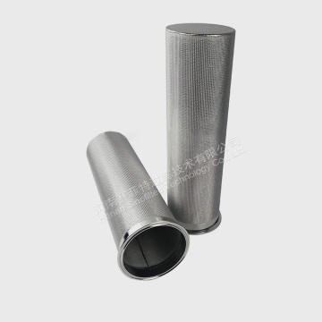 Opposite Direction Rolling Sintered Wire Mesh Filters