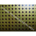 high quality slotted hole perforated metal mesh/micron hole perforated mesh