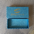 Custom made sliding eyelash boxes