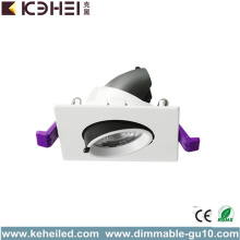 High Efficiency Factory for Round Trunk Downlight 7W Small LED Downlights Interior Lighting CE RoHS export to Luxembourg Importers