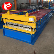 Metal roofing ibr  panel roll forming machine
