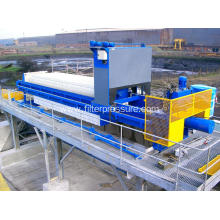 Programmable Automatic Hydraulic Chamber Filter Press