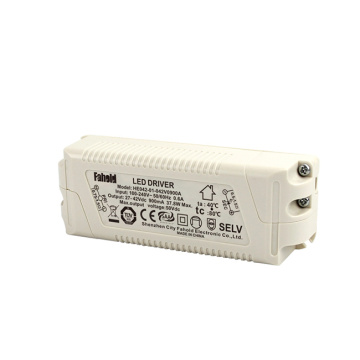TUV Certificado Full Range Voltage LED Driver