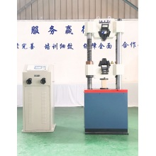 China for Digital Display Pollution Testing Machine 300kn Digital Display Hydraulic Universal Testing Machine supply to Saudi Arabia Factories