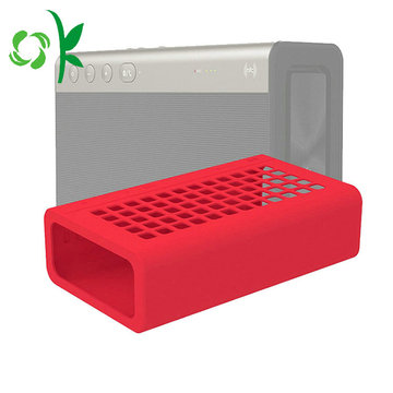 Custom Fashion Bluetooth Speaker Case Silicone Speaker Shell