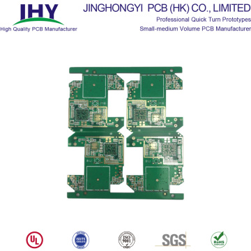 Multilayer PCB 6 Layer Fr4 PCB Manufacturing
