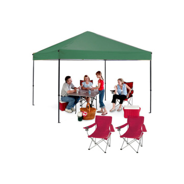 Folding tent Instant Shelter PVC roof and walls
