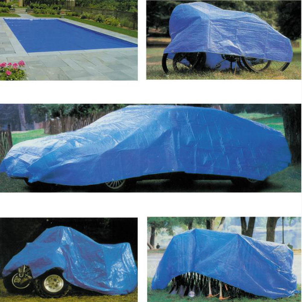 Cheapest Blue Tarpaulin Waterproof Cover