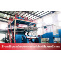 High quality nonwoven fabric making needle punching production line