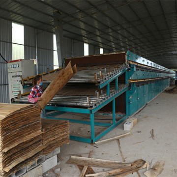 Automatic Wood Veneer Dryer