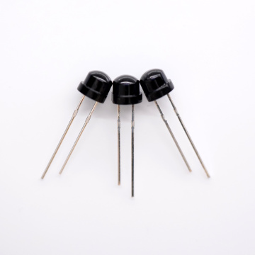 Photodiode 5mm IR Receiver Straw Hat Top 700-1100nm