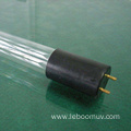 Quartz tube UV disinfection lamp