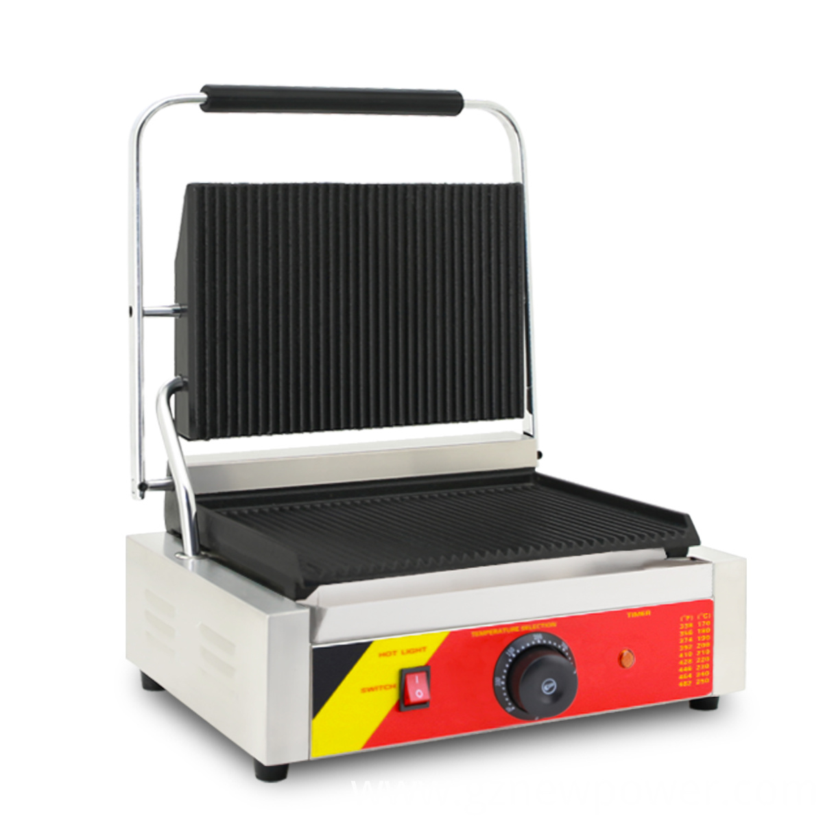Commercial Panini Grill For Sale China Manufacturer