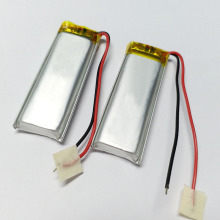 631646 430mah GPS small beauty equipment lithium battery