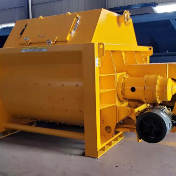 Mini continuous js concrete mixer in Pakistan