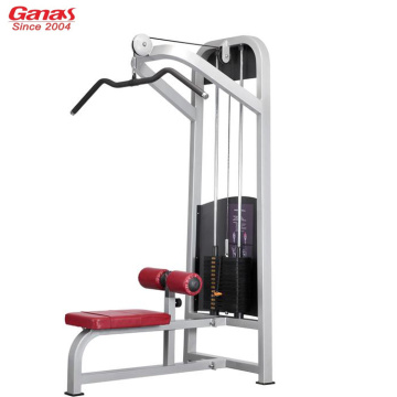 Factory best selling for Exercise Strength Equipment High Quality Gym Exercise Equipment Lat Machine export to France Factories