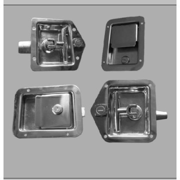 10 Years manufacturer for T Handle Paddle Lock Custom Metal Locks for Tool Boxes supply to Brazil Suppliers