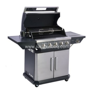5 Burner With Side Burner Nature Gas Grill