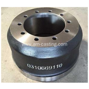 Full range of Brake drum