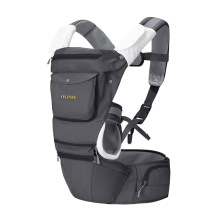 Custom Ergonomic Baby Carrier Backpack with Hip Seat