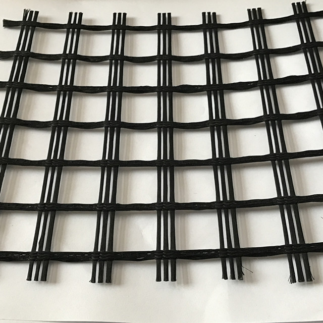 polyester geogrid for driveway biaxial geogrid price
