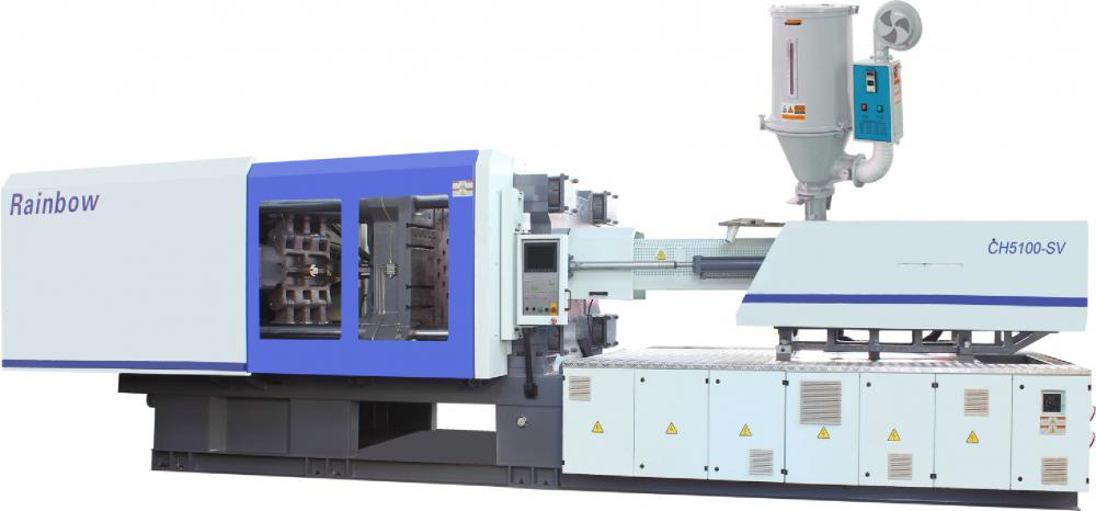 Servo Power Saving Injection Molding Machine