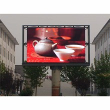 PH4 outdoor Column  LED Display