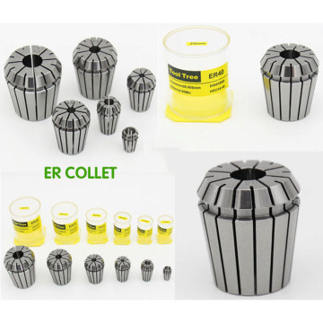 High Precision Quenching ER Collet ER32 Musim Semi Collet